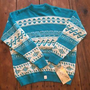 Vintage Diane Von Furstenberg Ski Sweater